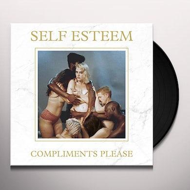 Self Esteem COMPLIMENTS PLEASE Vinyl Record