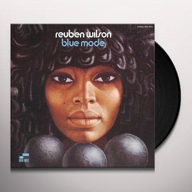 Reuben Wilson BLUE MODE Vinyl Record