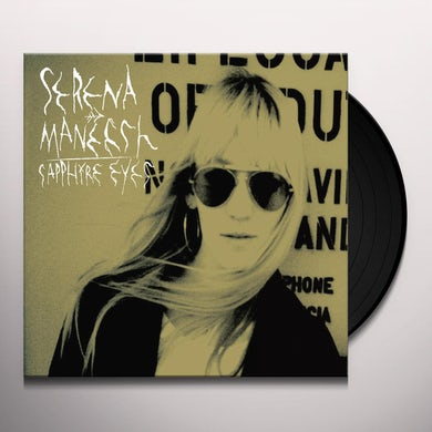 Serena Maneesh SAPPHIRE EYES Vinyl Record
