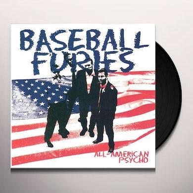 ALL AMERICAN PSYCHO Vinyl Record