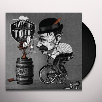 Flatfoot 56 TOIL Vinyl Record