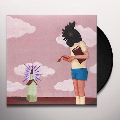 Toe FUTURE IS NOW Vinyl Record