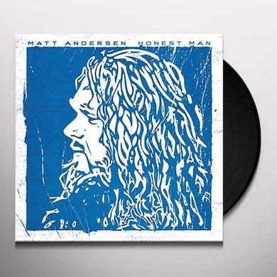 Matt Andersen HONEST MAN Vinyl Record