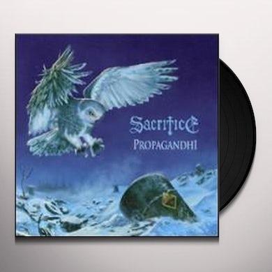 Sacrifice/Propagandhi SPLIT Vinyl Record