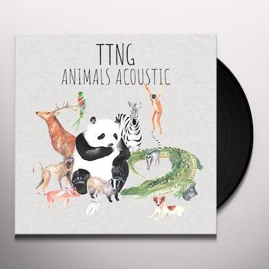 Ttng ANIMALS ACOUSTIC Vinyl Record