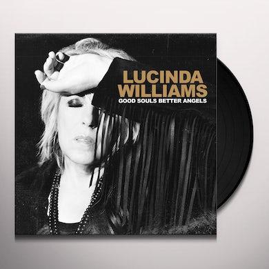 Lucinda Williams GOOD SOULS BETTER ANGELS Vinyl Record