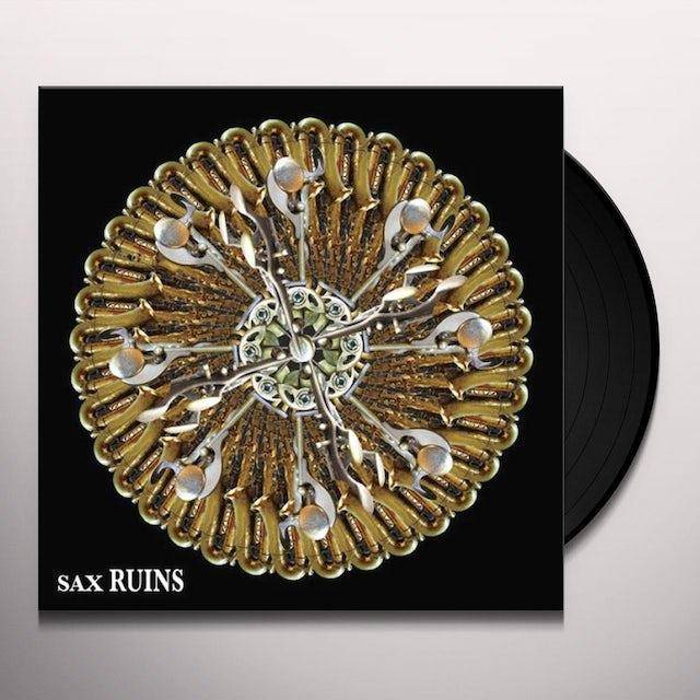 Sax Ruins BLIMMGUASS Vinyl Record