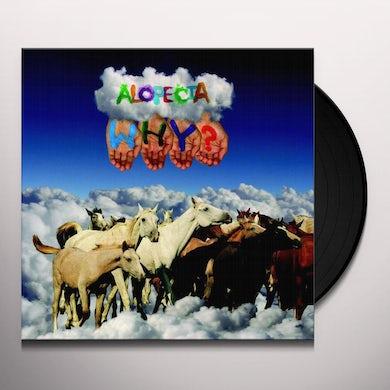 Why ALOPECIA Vinyl Record