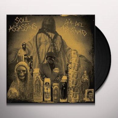 DJ Muggs SOUL ASSASSINS: DIA DEL ASESINATO Vinyl Record