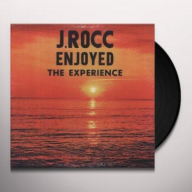 J-Rocc ENJOYED THE EXPERIENCE Vinyl Record