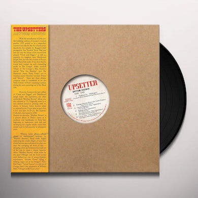 The Upsetters RHYTHM SHOWER Vinyl Record