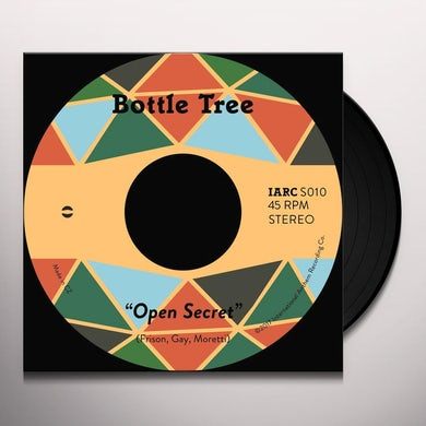 OPEN SECRET / OPEN SECRET (DRUMS) Vinyl Record