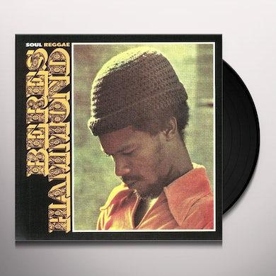 Beres Hammond SOUL REGGAE Vinyl Record