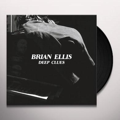 Brian Ellis DEEP CLUES Vinyl Record