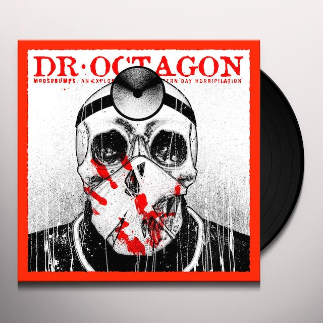 DR OCTAGON MOOSEBUMPS: AN EXPLORATION INTO MODERN DAY HORRIPI Vinyl Record