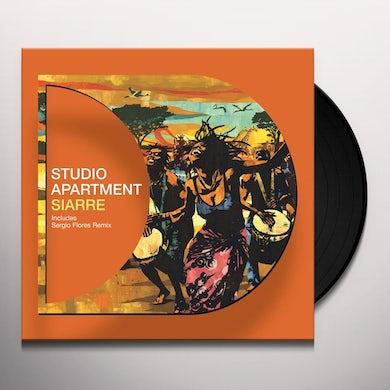 Studio Apartment SIARRE Vinyl Record - UK Release