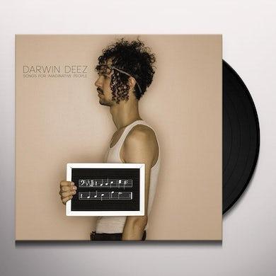 Darwin Deez SONGS FOR IMAGINATIVE PEOPLE (Vinyl)