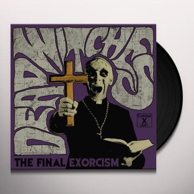 Dead Witches FINAL EXORCISM Vinyl Record
