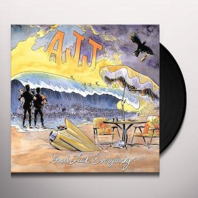AJJ GOOD LUCK EVERYBODY Vinyl Record