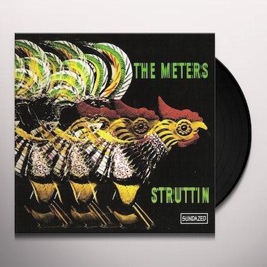 Meters STRUTTIN' Vinyl Record