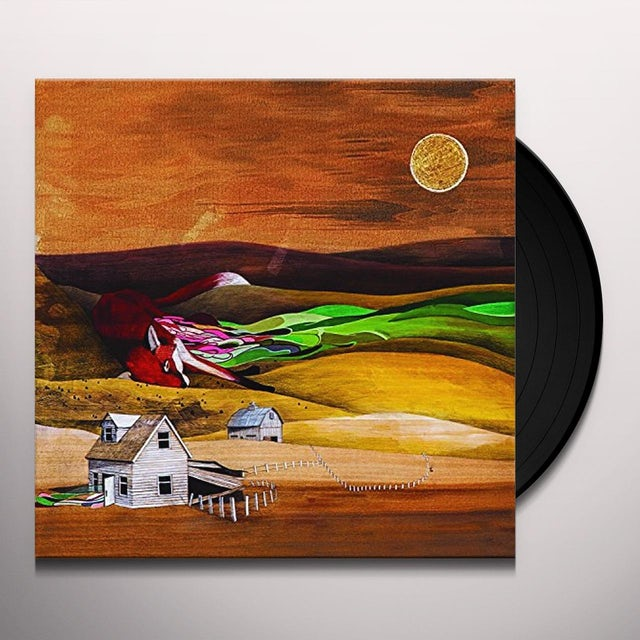 TEACH ME EQUALS KNIVES IN THE HOPE CHEST Vinyl Record
