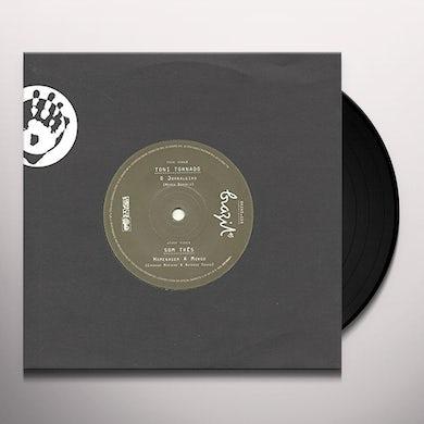 Toni Tornado O JOURNALEIRO / HOMENAGEM A MO Vinyl Record