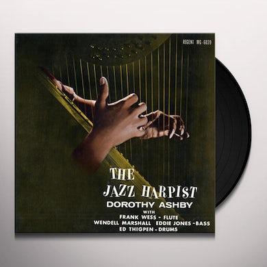 JAZZ HARPIST Vinyl Record