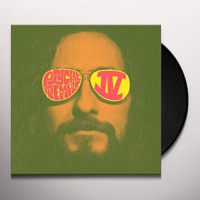 PSYCHIC TEMPLE IV Vinyl Record