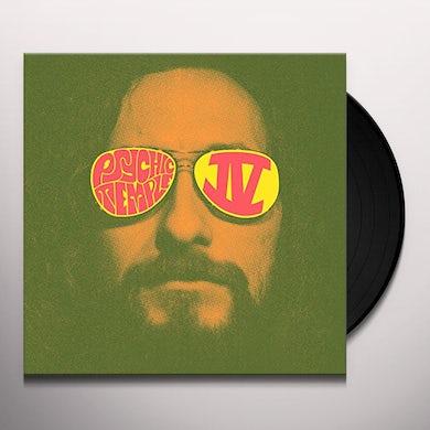 IV (HOT PINK VINYL) Vinyl Record