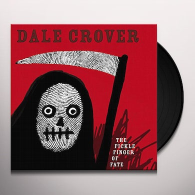 Dale Crover FICKLE FINGER OF FATE Vinyl Record