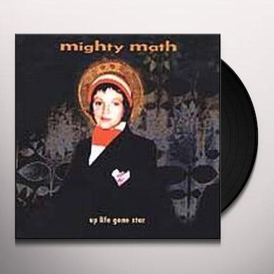 Mighty Math QUARK SPARKING Vinyl Record - UK Release