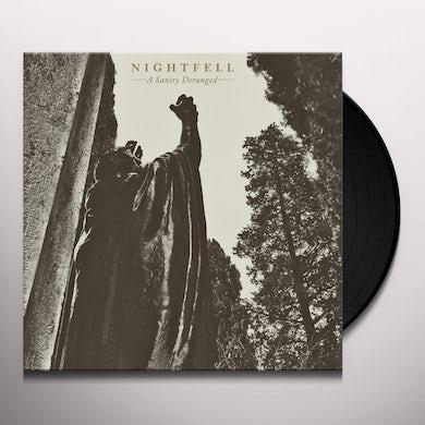 NIGHTFELL A SANITY DERANGED (COLORED VINYL) Vinyl Record
