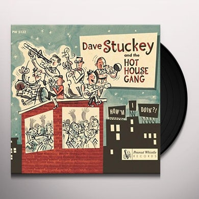 Dave Stuckey HOW'M I DOIN Vinyl Record