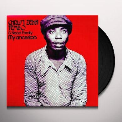 Chrissy Zebby Tembo MY ANCESTORS Vinyl Record
