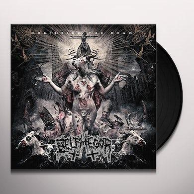 Belphegor CONJURING THE DEAD Vinyl Record