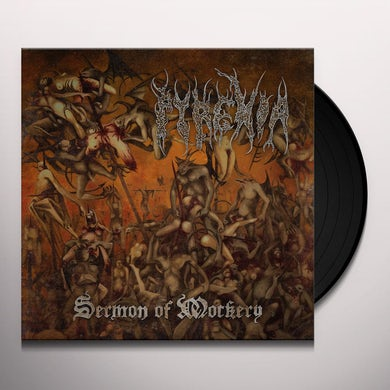 Pyrexia SERMON OF MOCKERY Vinyl Record