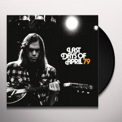 Last Days Of April 79 Vinyl Record