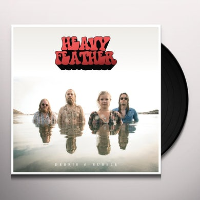 Heavy Feather DEBRIS & RUBBLE Vinyl Record