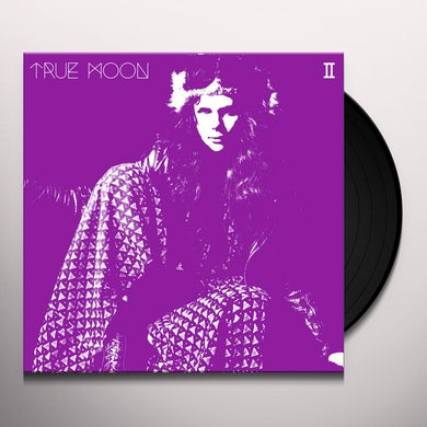 TRUE MOON II Vinyl Record