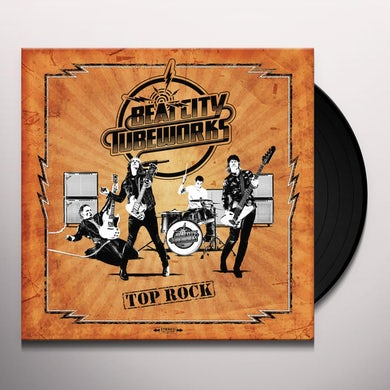 TOP ROCK Vinyl Record