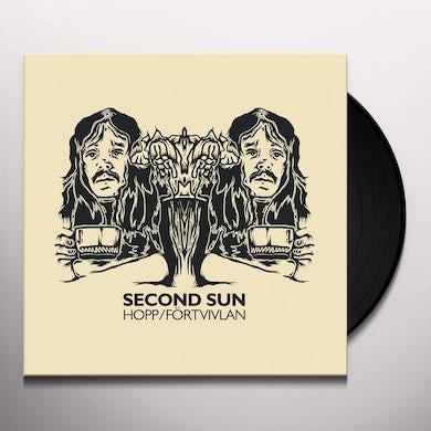Second Sun HOPP / FORTVIVLAN Vinyl Record