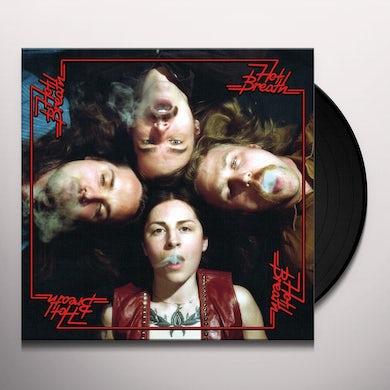 HOT BREATH Vinyl Record