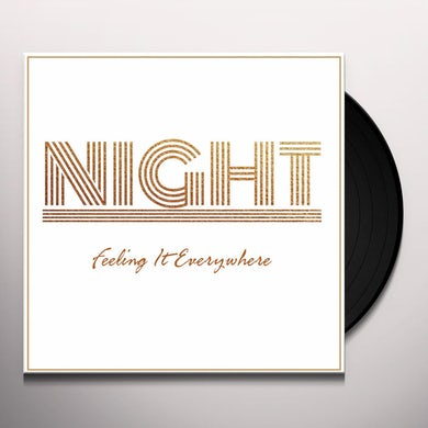 Night FEELING IT EVERYWHERE Vinyl Record