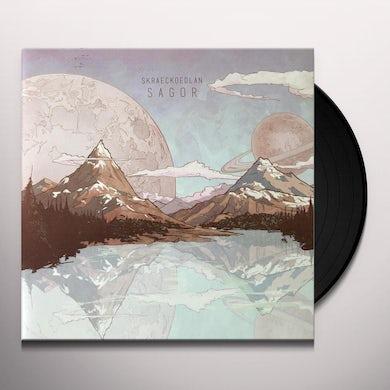 Skraeckoedlan SAGOR Vinyl Record