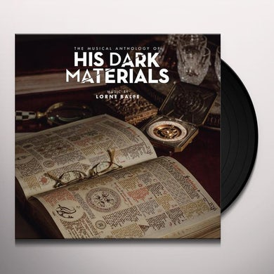 Lorne Balfe MUSICAL ANTHOLOGY OF HIS DARK MATERIALS Vinyl Record