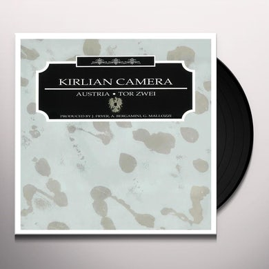 Kirlian Camera AUSTRIA . TOR ZWEI Vinyl Record