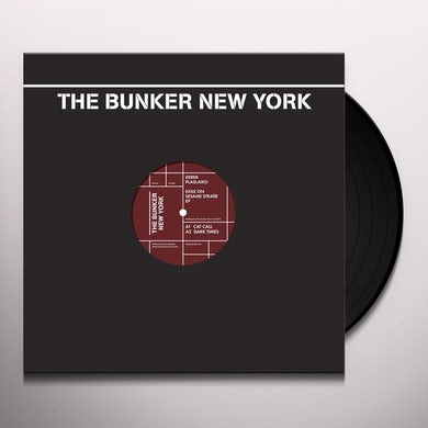 Derek Plaslaiko EXILE ON SESAME STRASSE Vinyl Record