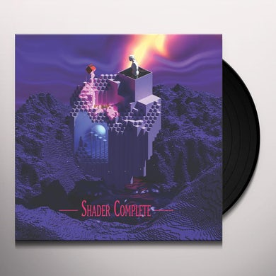 Sacred Tapestry SHADER COMPLETE Vinyl Record