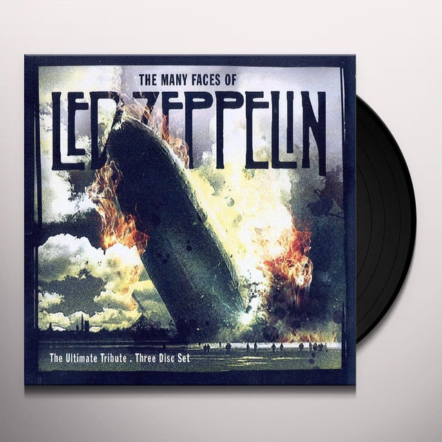 Many Faces Of Led Zeppelin / Various