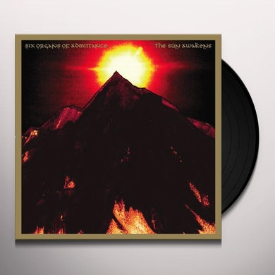 Six Organs Of Admittance SUN AWAKENS Vinyl Record